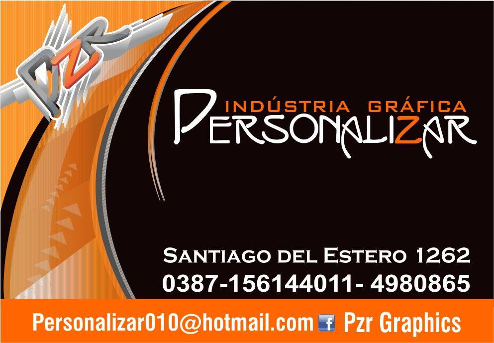 Personalizar Servicios Graficos