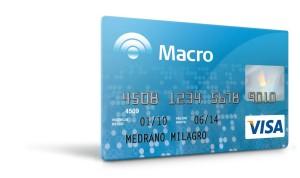 Macro VisaF
