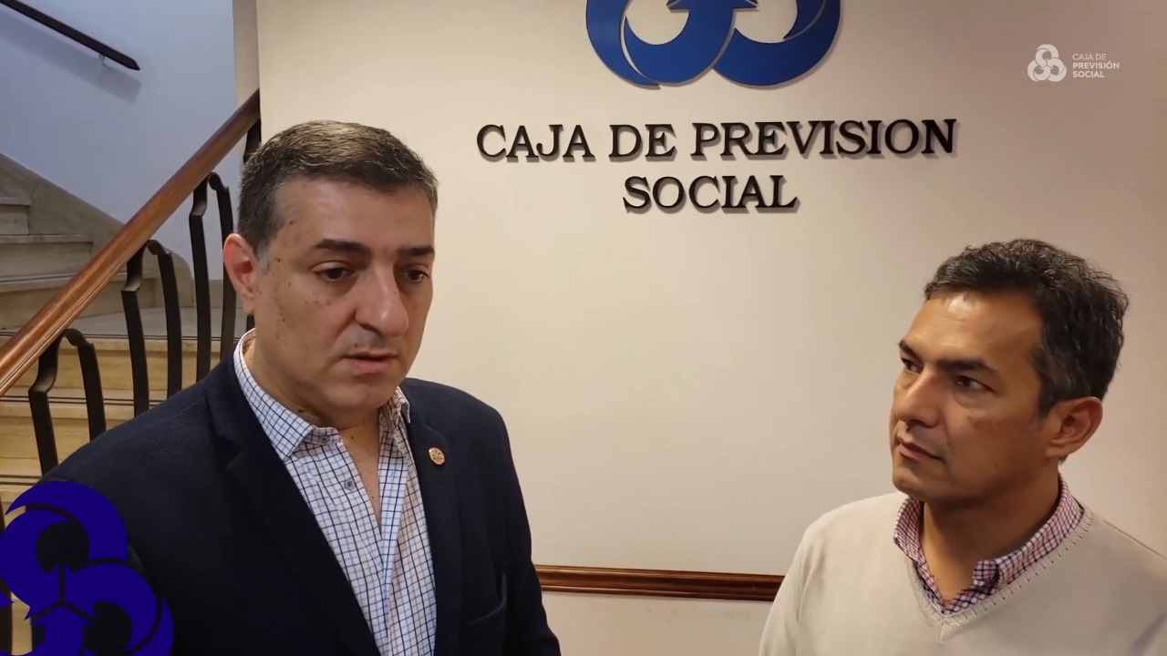 """Gustavo Beveraggi: """"La realidad de las Cajas, a nivel nacional, hoy es muy activa""""."""