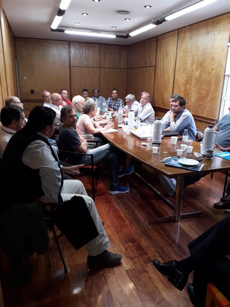 LXXIII Plenario de la Coordinadora de Cajas de Previsión y Seguridad Social
